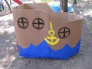 Fiesta jake y los piratas 115