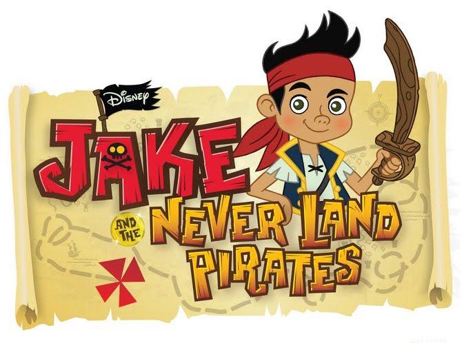 Fiesta Jake y Los Piratas de Nunca Jamás