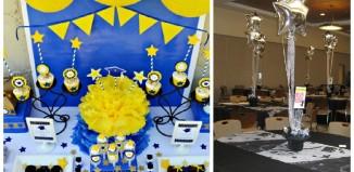 ideas fiestas temáticas de graduación