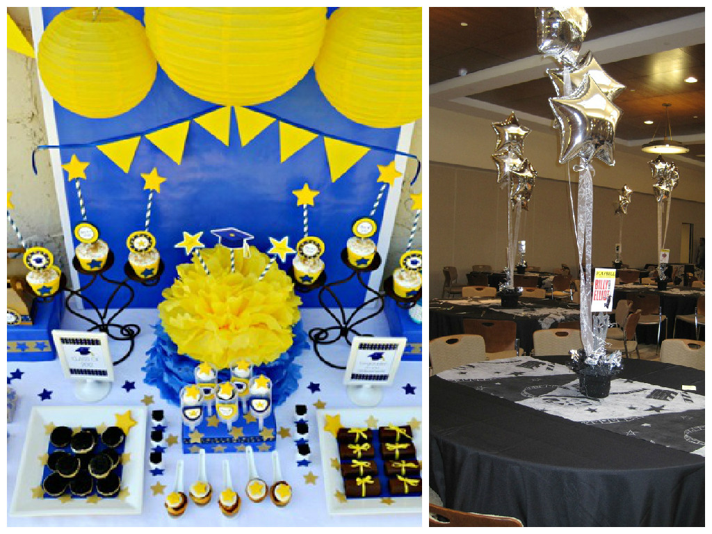 Decoracion graduacion infantil for Ideas faciles decoracion