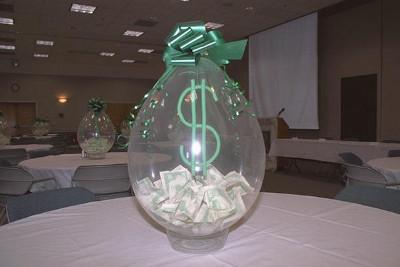 ideas para decorar con glonos