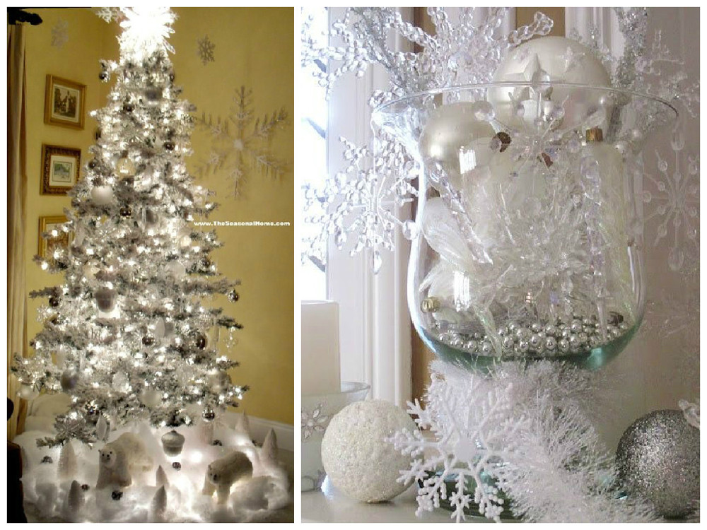 Tendencias decorativas de navidad