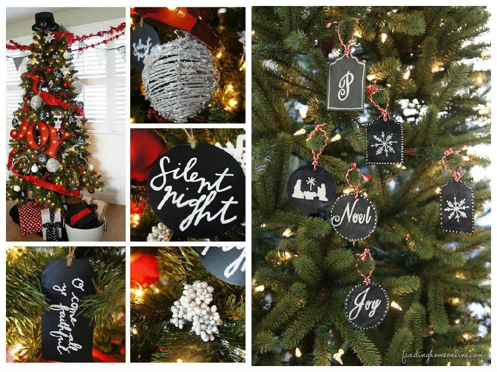 Tendencias decorativas de navidad 2015