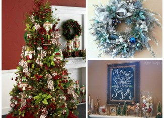 tendencias decoracion navidad 2015
